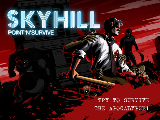 SKYHILL iOS Screenshots
