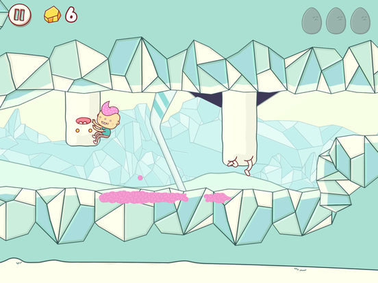 Screenshot 2 Eggggg – Das Puke-and-Run