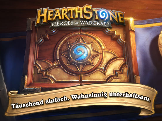 Hearthstone iOS Screenshots
