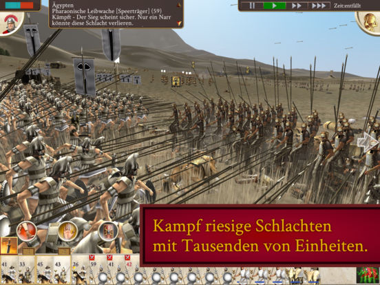 Screenshot 4 ROME: Total War