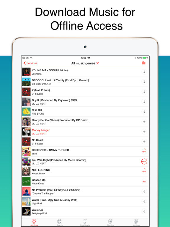 free music download pro mp3 player unlimited song