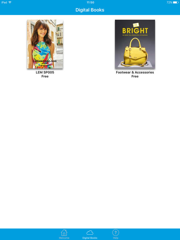 Littlewoods Digital Books Shop The Latest Trends By Shop