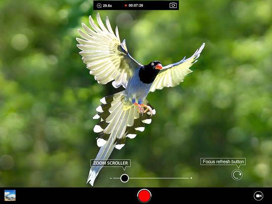 30x Zoom Digital Video & Photo Camera Screenshot