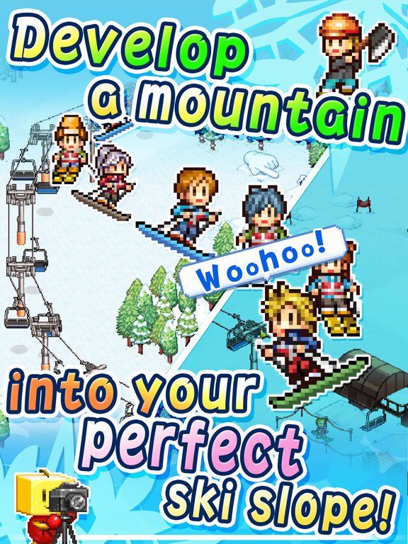 Screenshot 1 Shiny Ski Resort