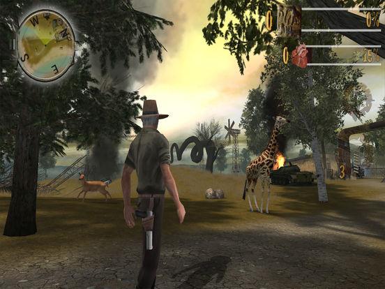 Zombie Fortress : Safari Pro Screenshots