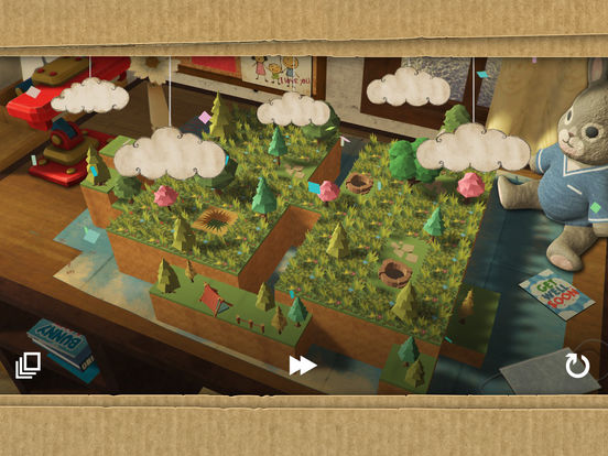 Screenshot 1 Evergrow: Paper Forest