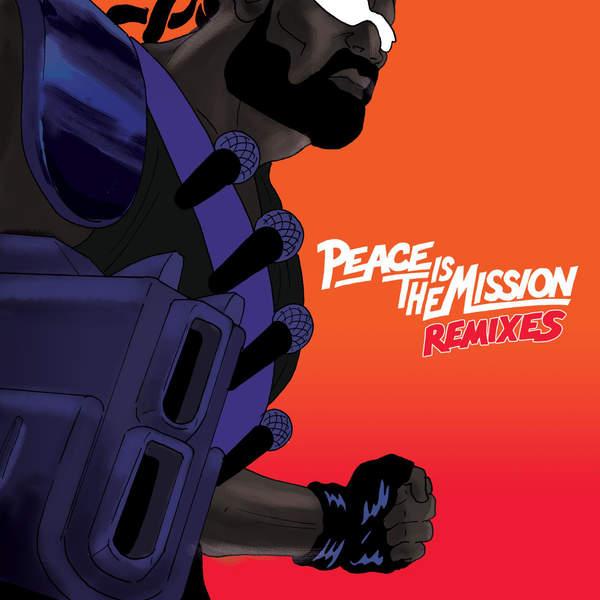 Major Lazer - Peace is the Mission (Remixes) [iTunes Plus AAC M4A] (2016)