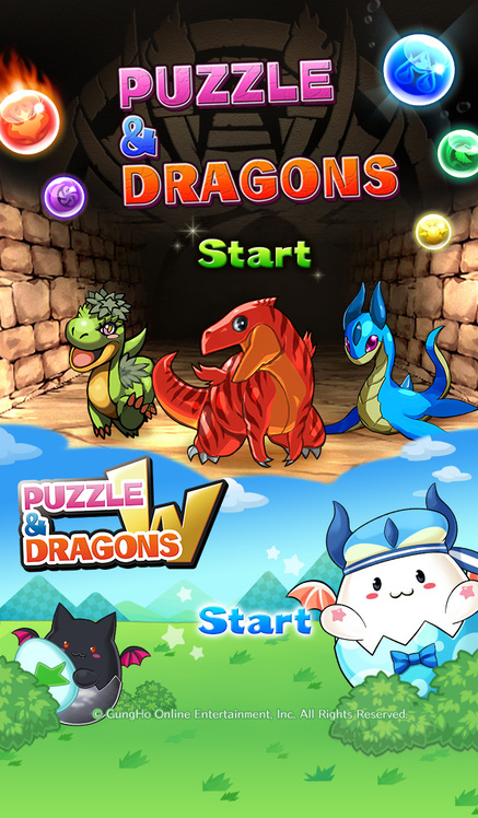 Puzzle & Dragons - iPhone Mobile Analytics and App Store Data