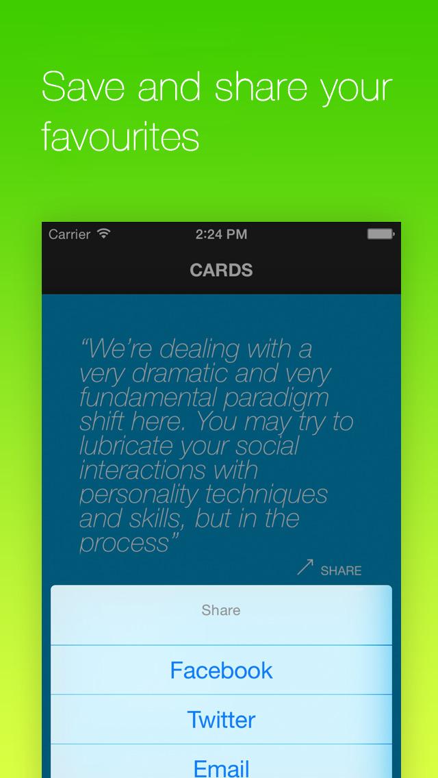 2015年2月25日iPhone/iPadアプリセール 名刺アプリ「gCard」が無料!