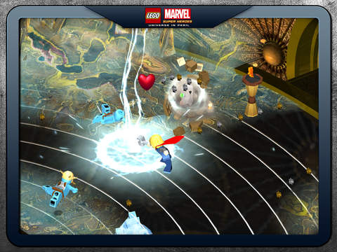 LEGO® Marvel Super Heroes:世界の危機