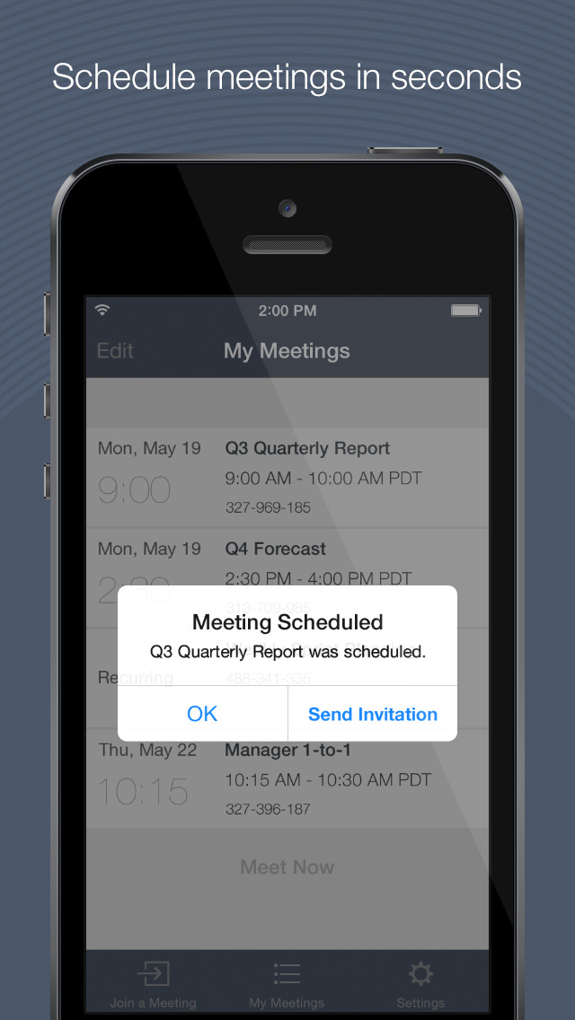 how to start a gotomeeting