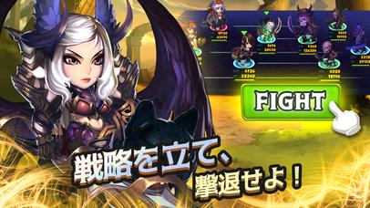 Super Villain War: Lost Heroesトップ