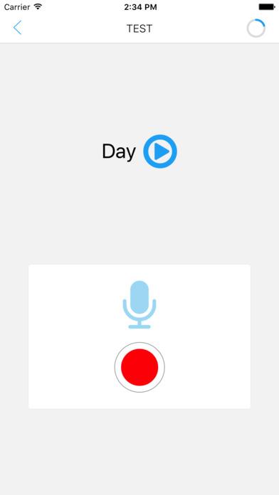 LearnEasy - application for learning Italian wordsのおすすめ画像3
