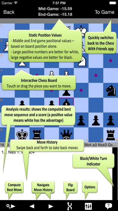 Chess Cheats - for Ch... screenshot1