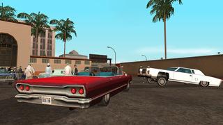 Grand Theft Auto: San... screenshot1