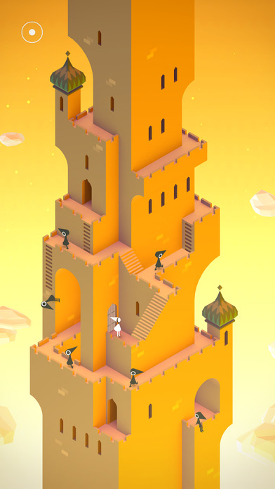 Monument Valley screenshot1