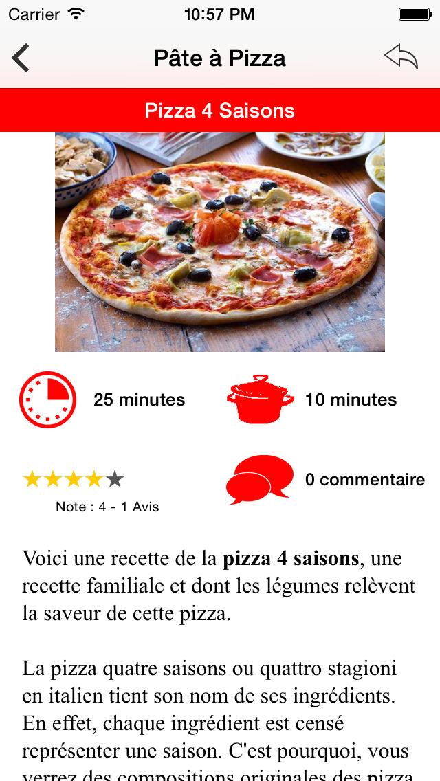 pizza maison garniture simple secrets pour prparer une pizza maison parfaite with pizza maison. Black Bedroom Furniture Sets. Home Design Ideas