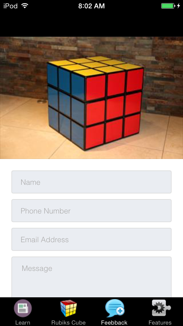 How to Solve a Rubiks... screenshot1
