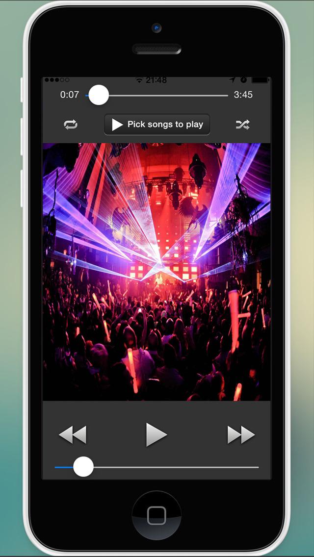 2016年3月15日iPhone/iPadアプリセール 手動操作オーディオ・プレーヤーアプリ「Pro Music Player」が無料!