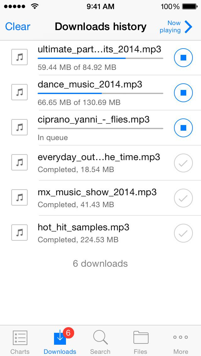 無料ミュージックをダウンロード. ダウンローダー で音楽聴き放題ミュージックプレイヤー SoundCloud® PROのおすすめ画像4
