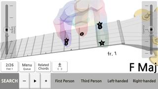 ギター和音百科事典 3Dのおすすめ画像2