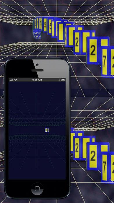 キネティック動体視力FreeB screenshot1