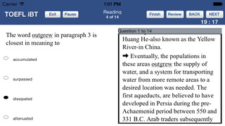 TOEFL R/L TESTのおすすめ画像1
