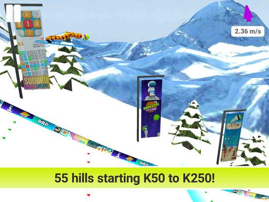 Ski Jump Free