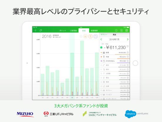 家計簿Moneytree無料で人気の簡単に節約できる家計簿アプリ Screenshot