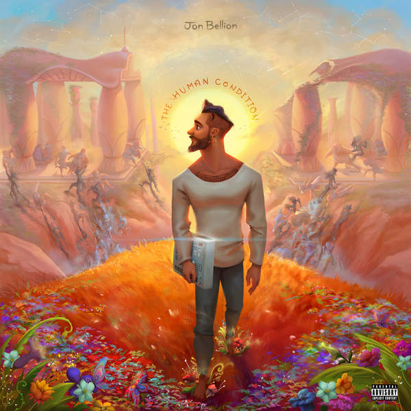 Jon Bellion - The Human Condition [iTunes Plus AAC M4A] (2016)