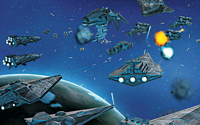 Star Wars Empire At War Torrent скачать - фото 10
