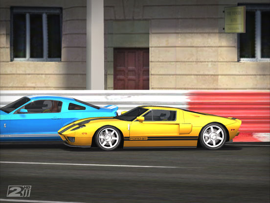 Real Racing 2 HD Screenshots