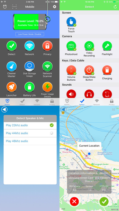 Mobile Doctor Pro - Multi-Function Utility Suite Screenshots