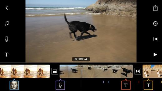 Filmmaker Pro - Video Editor & Movie Maker Screenshots