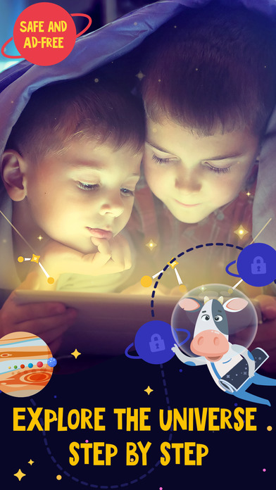 Star Walk ™ for Kids: Educational Astronomy App Screenshots