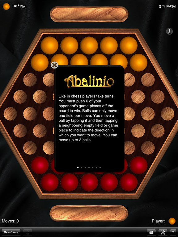 Abalinio iPad Edition Screenshots