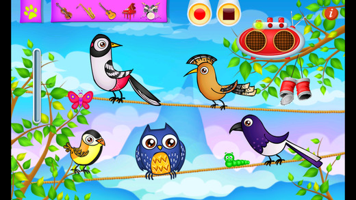 123 Kids Fun ANIMALS BAND - Educational Music Game Screenshots