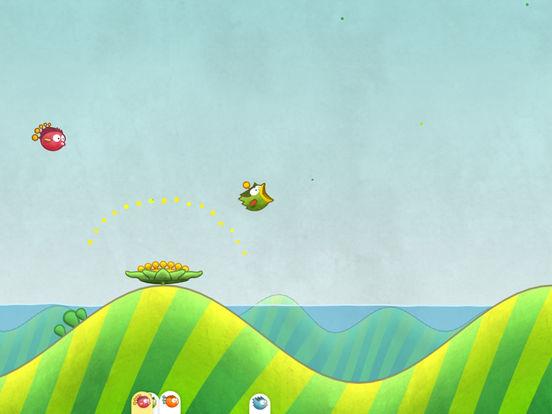 Tiny Wings HD Screenshots