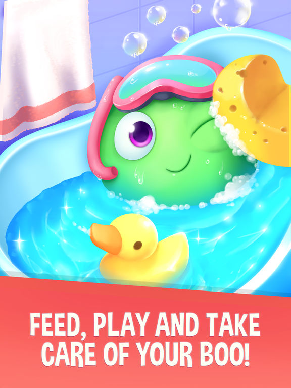 My Boo - Pocket Buddy to Play, Care, Dress & Feed Screenshots