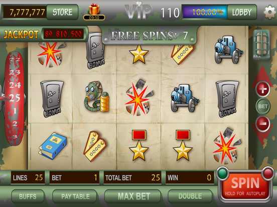 Russian Slots - Pro Edition Screenshots