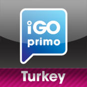 Turkey Navigation - iGO primo app