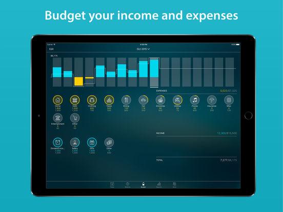 Money Pro - Bills, Budgets and Accounts w/ Sync Screenshots