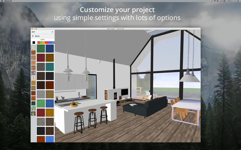 Lovely Home Design 5d Part - 11: Stunning Home Design Planner 5D Pictures - Simple Design Home .