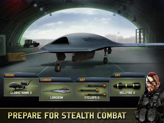 Drone : Shadow Strike Screenshots