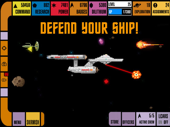 Star Trek™ Trexels Screenshots