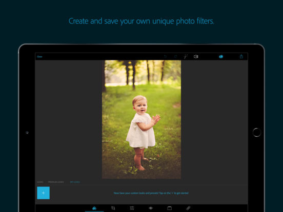 Adobe Photoshop Express: Edit Photos, Make Collage Screenshots