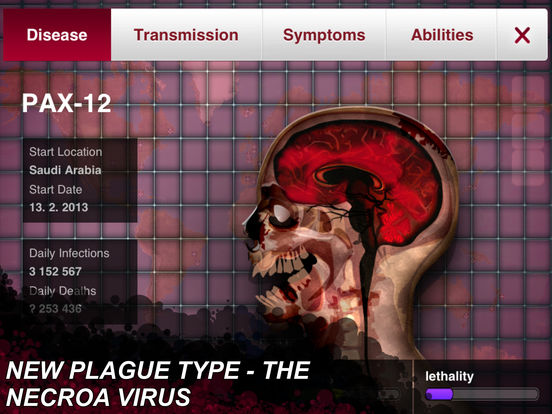 Plague Inc. Screenshots
