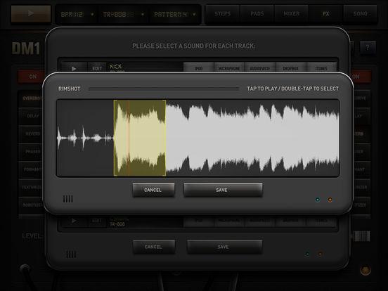 DM1 - The Drum Machine Screenshots