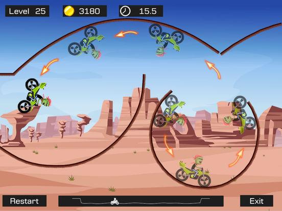 Top Bike -- awesome stunt bike racing game Screenshots