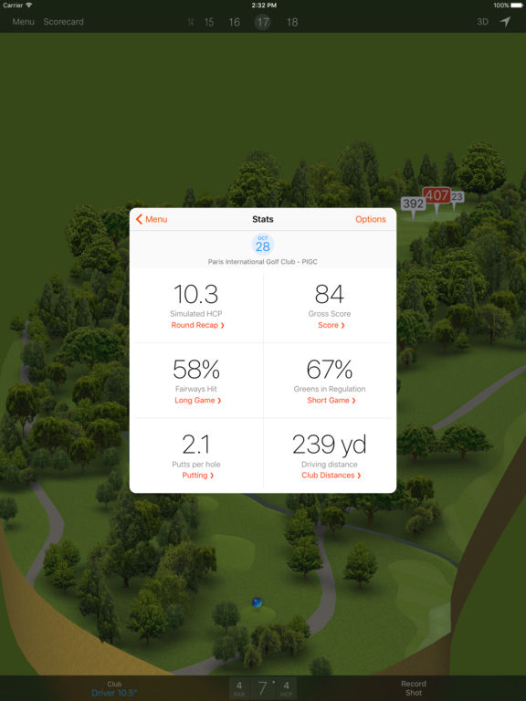 Fun Golf GPS 3D Screenshots
